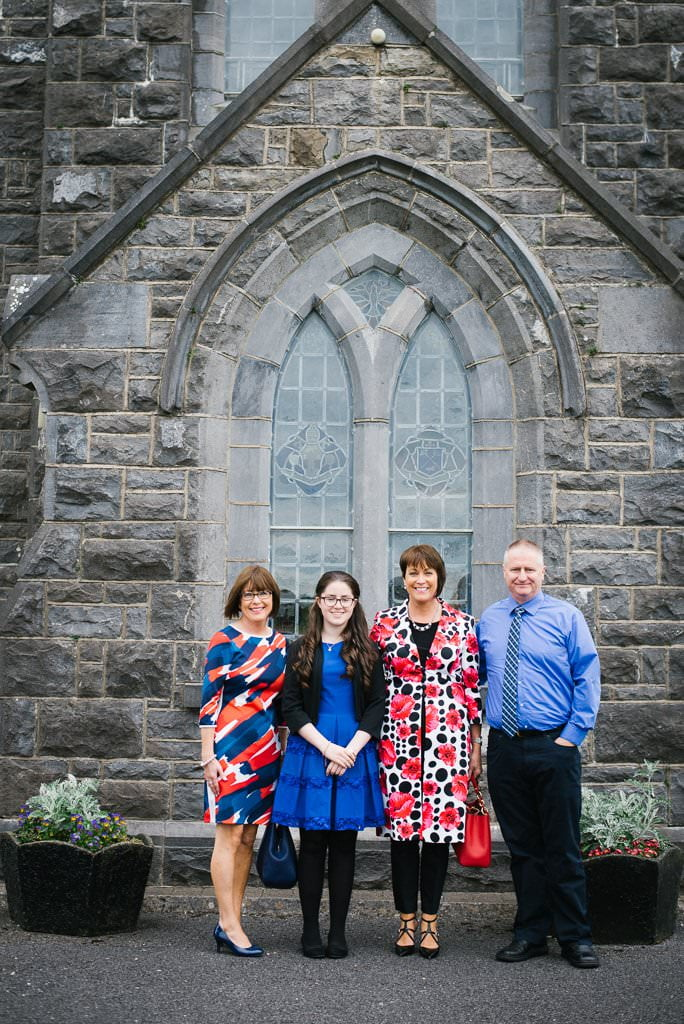 Mary Togher 62 - Niamh's Confirmation Day - Sligo