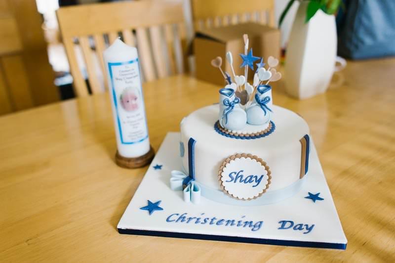 baptism christening cake sligo-1