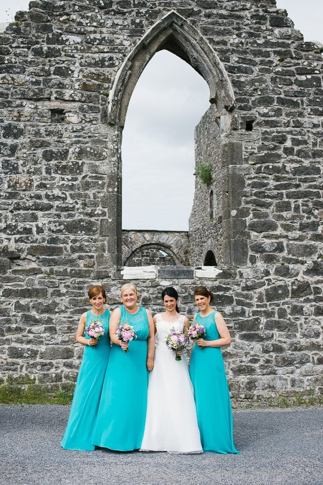 Wedding photographer Sligo Castle Dargan-46