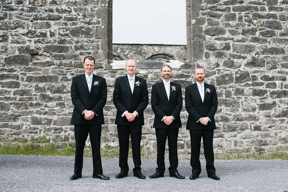 Wedding photographer Sligo Castle Dargan-48