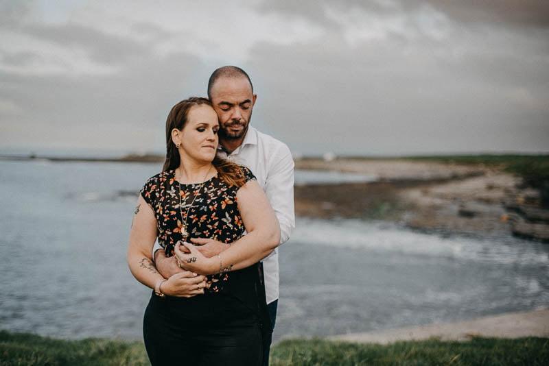 Sinead & Ashley engagement photography sligo-1
