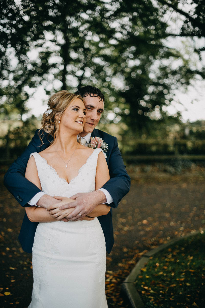 sligo park hotel wedding session