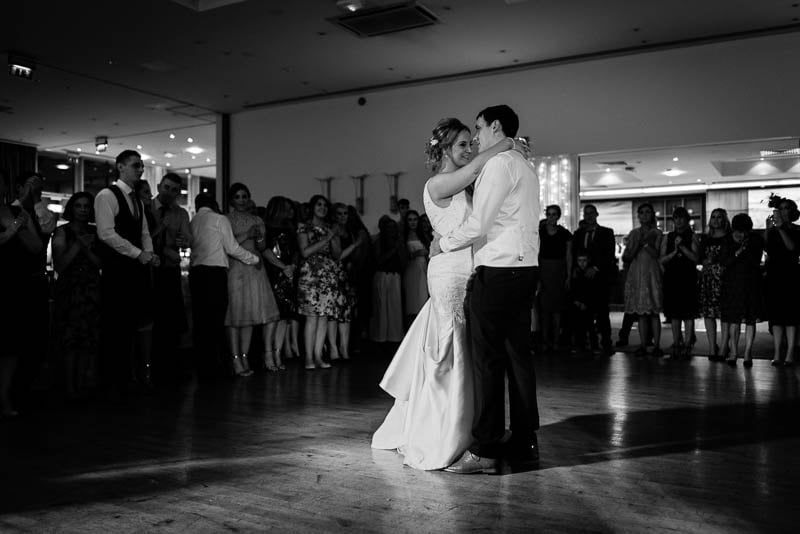 first dance in sligo park hotel