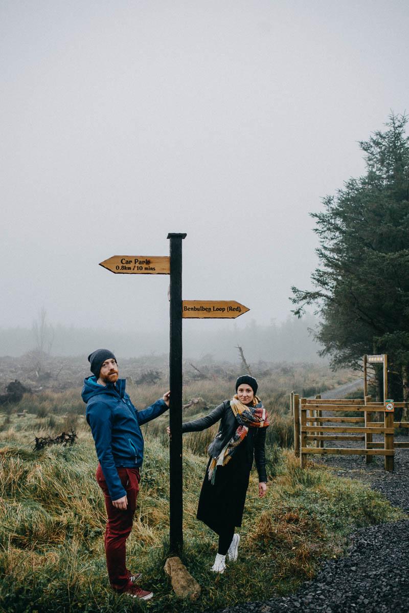 benbulben forest walk sligo engagement-20