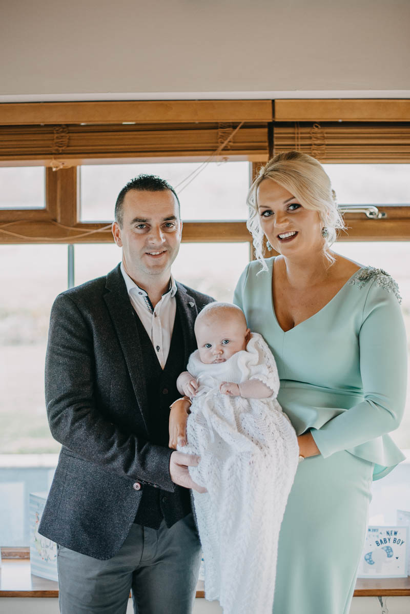 christening family photography