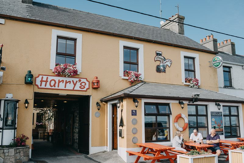Harry's Pub in Rosses Point, Sligo
