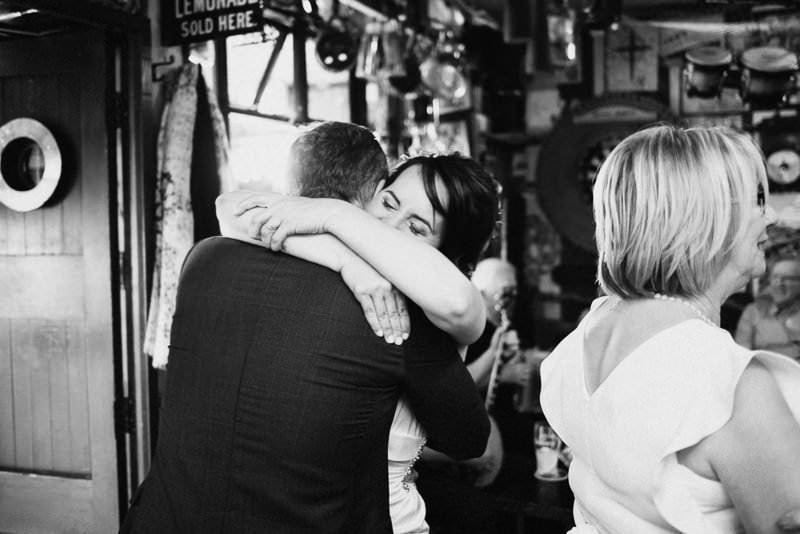 First Dance in Harry's Pub in Rosses Point in Sligo