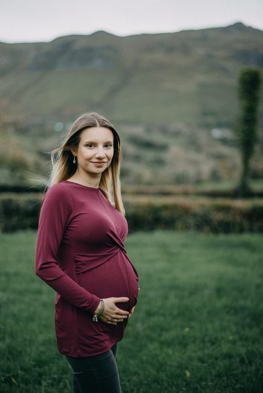 maternity session sligo photographer