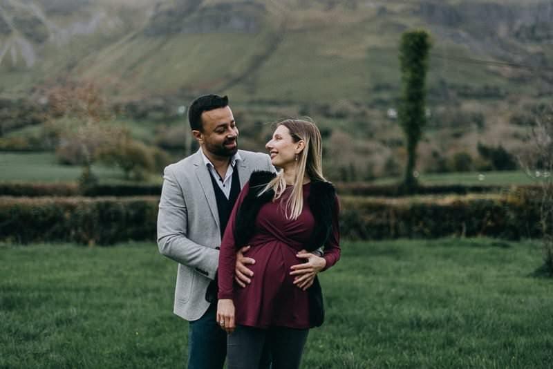 maternity session sligo photographer