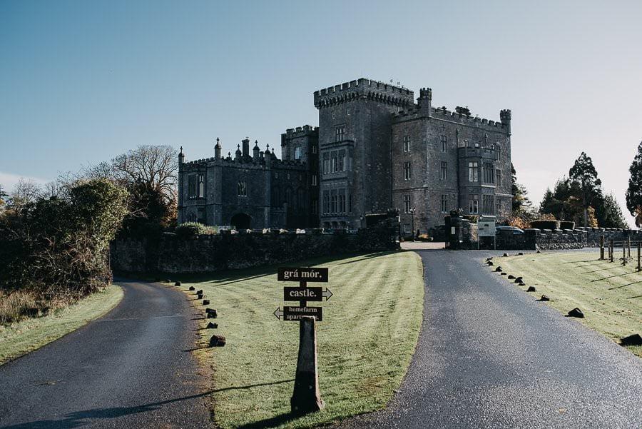 Markree Castle Hotel, Sligo, Ireland