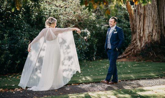 wedding in markree castle