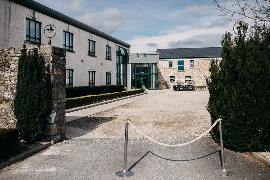 Castle Dargan Venue in Sligo