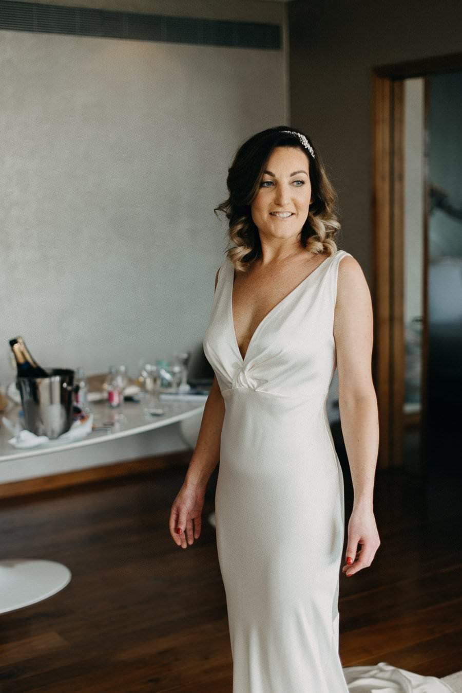 bride in the g hotel, galway