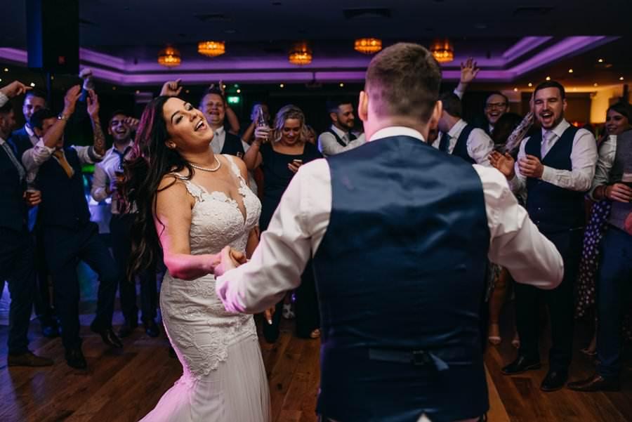 first dance in clayton hotel sligo