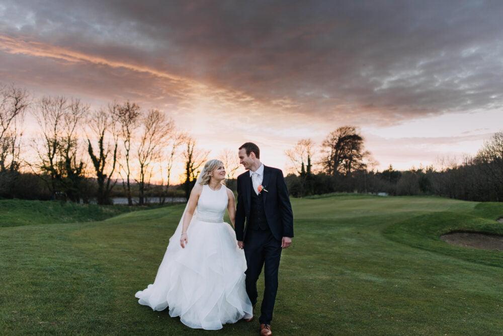 castle dargan wedding