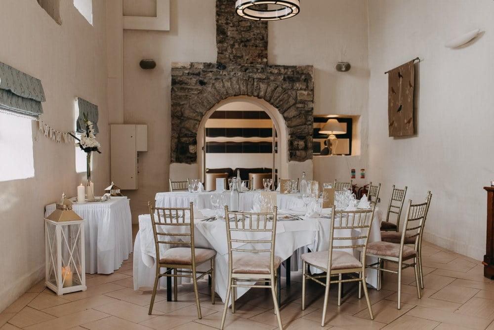 castle dargan restaurant