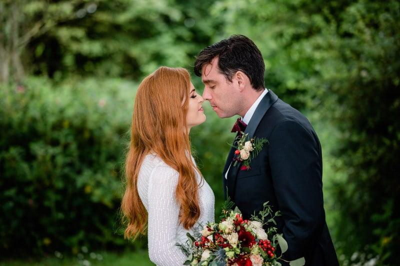 Sharon & Michael Small Wedding