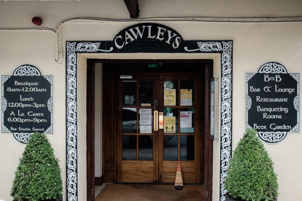 cawlcalwey's hotel tubbercurry sligo